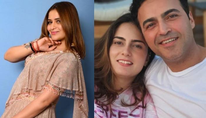 Arti Singh Wishes Ex-Boyfriend, Ayaz Khan And His Wife, Jannat Khan On Their Wedding Anniversary
