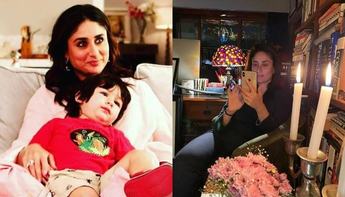 Unseen Picture Of Taimur Ali Khan Resting In His Crib Is A Priceless 'Hidden' Gem Posted By Kareena
