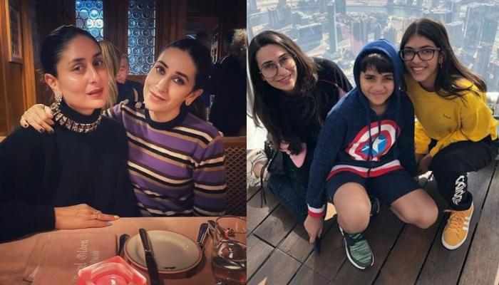 Karisma Kapoor Hilariously Reveals She Isn't Her Kids' Favorite Actress As They Like Their Aunt More