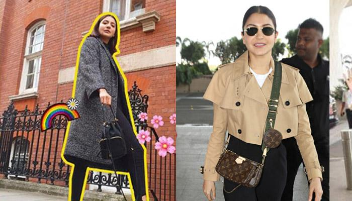 Anushka Sharma's Super Luxury Bag Collection, She Owns A Chanel Bag Worth Rs. 2,89,256