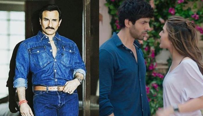 Saif Ali Khan's Comment On Daughter, Sara Ali Khan's Film, Love Aaj Kal's Failure Is Father Goals