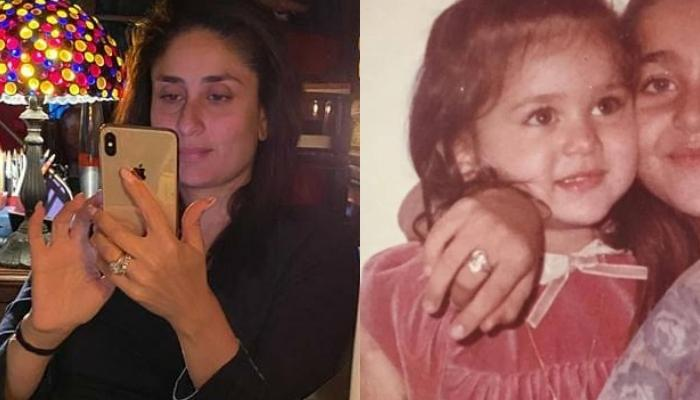 Kareena Kapoor Khan Shares A Childhood Picture Which Proves She Has Always Been A Diva