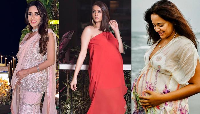 9 Stylish Bollywood And TV Moms Who Took Maternity Fashion To Another Level