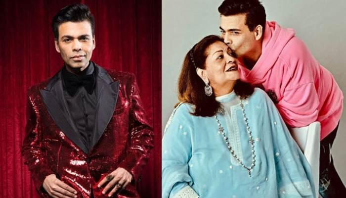 Karan Johar Pens An Emotional Note For His 'Conscience Keeper', Hiroo Johar On Her 77th Birthday