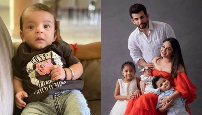 Mahhi Vij Shares A Picture Of Her Cotton Ball, Tara Jay Bhanushali With Her Brother, Rajveer
