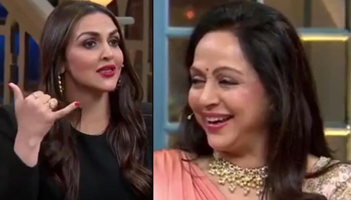 Esha Deol Reveals How Hema Malini Had Slept Through A Romantic Phone Conversation With Dharmendra