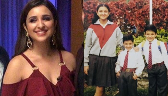 Parineeti Chopra Shares Childhood Pictures To Wish Her Brother, Sahaj Chopra On His Birthday