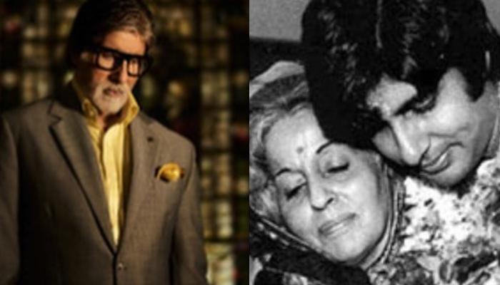 Amitabh Bachchan Reveals The Song Which His Mother, Teji Bachchan Used To Sing When He Was A Child
