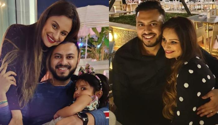Dimpy Ganguly's Birthday Wish For Her 'Handsome' Hubby, Rohit Roy Is Every Self-Obsessed Wifey Ever