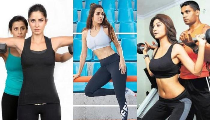 Home Workout Videos Of These Celebrities Will Inspire You To Stay In Shape During Self-Quarantine