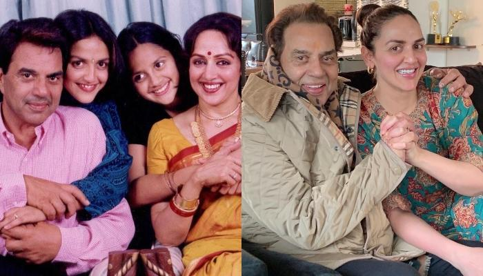 Hema Malini Reveals Dharmendra Was Initially Against Esha Deol's Dancing And Her Debut In Bollywood