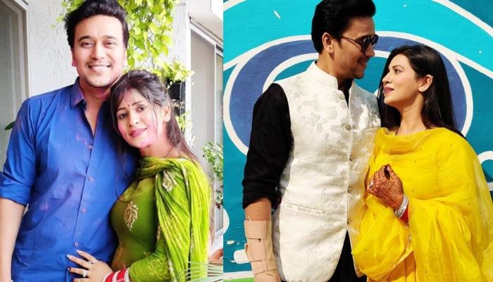 Anurag Sharma And Nandini Gupta's Wedding Video 'Anudini' Is Filled With Love And Couple Goals