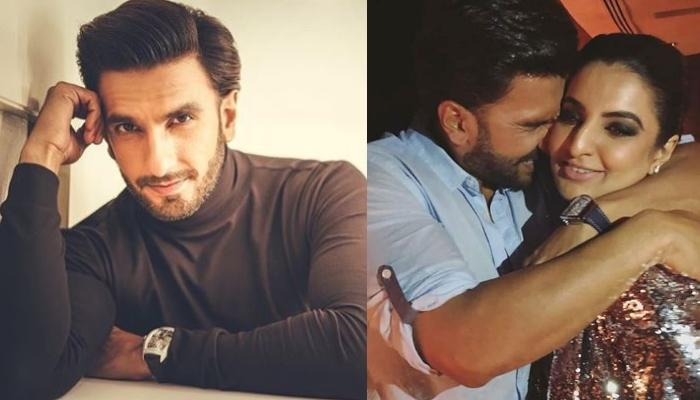 Ranveer Singh Shares A Childhood Picture With Sister, Ritika Bhavnani During Self-Quarantine Phase