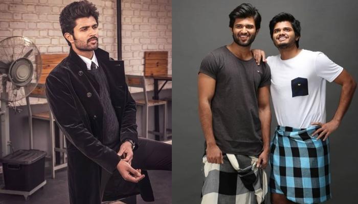Vijay Deverakonda Passing Self-Quarantine Time With Brother, Anand Deverakonda Is Pure Sibling Goals