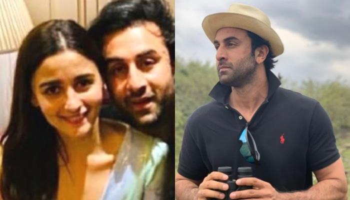 Alia Bhatt Turns Muse For Her 'Favourite Photographer' Ranbir Kapoor And Shuns Their Breakup Rumours