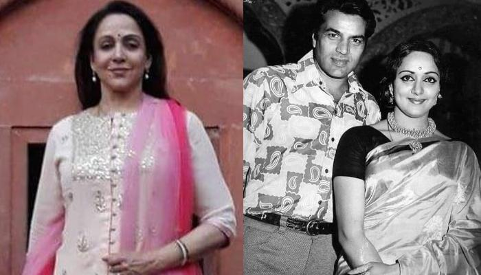 Hema Malini Reveals Dharmendra Had Booked An Entire Hospital For Her At The Time Of Her Delivery