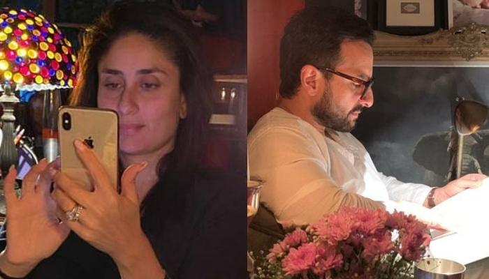 Kareena Kapoor Khan Shares An Unseen Picture With Saif Ali Khan From Italy As She Prays For Them