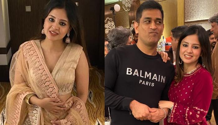 MS Dhoni's Wife, Sakshi Dhoni Reveals The Name Which The Couple Is Now Being Known As