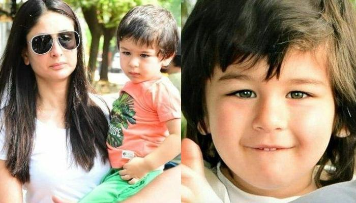 Kareena Kapoor Khan Shares The Unique Card His Son, Taimur Ali Khan Received From His Bestie, Ranvir