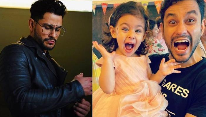 Fearful Parent, Kunal Kemmu Talks About Daughter, Inaaya's Reaction To The Ongoing COVID-19 Lockdown