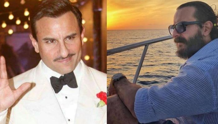 A Sneak Peek Into Saif Ali Khan's Royal Collection Of Watches, He Changes His Watches Thrice A Day