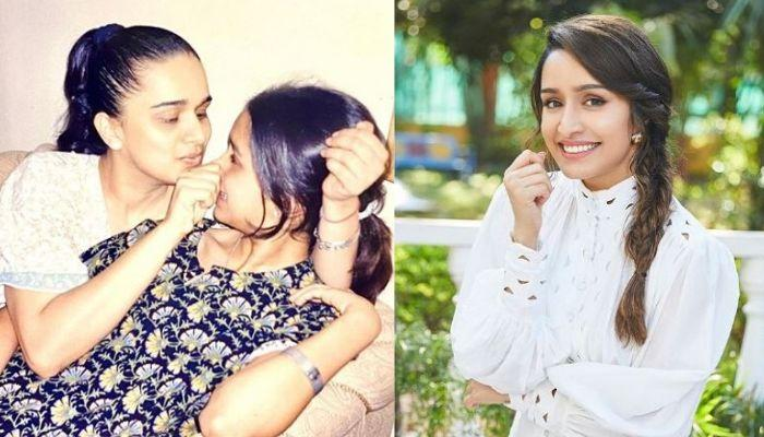 Shraddha Kapoor Posts Throwback Picture Of Her Nani And Maa On Gudi Padwa, Looks Like Their Replica