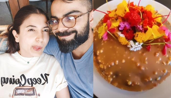 Anushka Sharma Bakes A Cake For Her Dad's Birthday And It Made Her Husband, Virat Kohli Hungry
