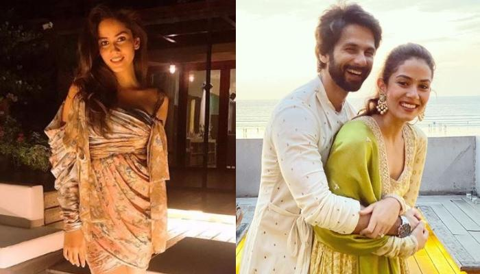 Shahid Kapoor's Wife, Mira Rajput Shows How Love Is Looking Like At The Time Of Coronavirus Lockdown