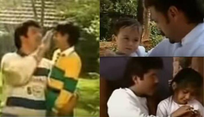 Throwback Music Video Of Ranbir Kapoor, Sonam Kapoor, And Tiger Shroff With Their Dads