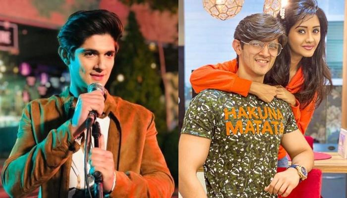 Rohan Mehra Wishes Girlfriend, Kanchi Singh 'Happy Birthday' With An Adorable Picture On Instagram