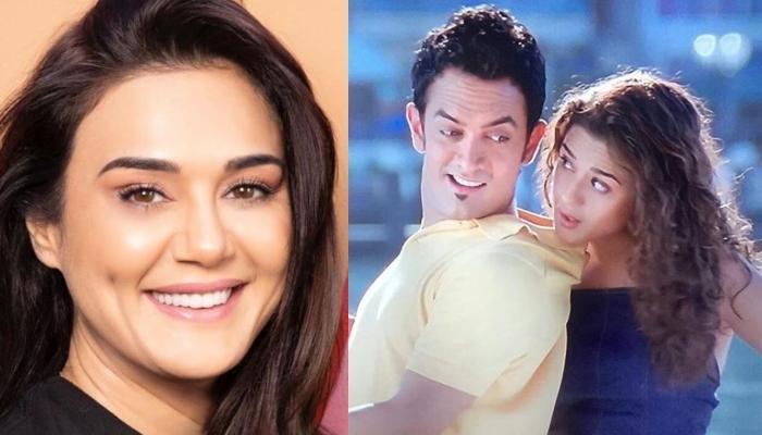When Preity Zinta And Aamir Khan's Secret Wedding Rumors Turned The B-Town Upside Down