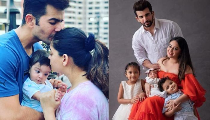 Jay Bhanushali Slams Troll For Targeting Him And Mahhi Vij For Not Taking Care Of Their Adopted Kids