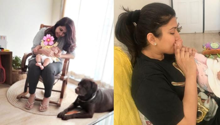 Ankita Bhargava Pens Down An Emotional Note For Her Daughter, Mehr During The COVID-19 Quarantine