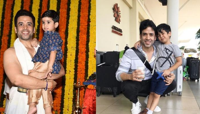 Tusshar Kapoor Talks About Choosing Surrogacy Over Adoption And The Support He Got From His Family