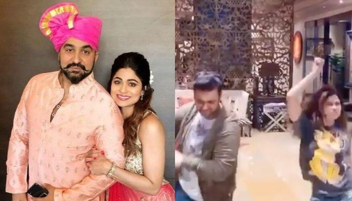 Shamita Shetty's Dance Face-Off With Jiju Raj Kundra Will Make You ROFL, Sis Shilpa Asks For Credits