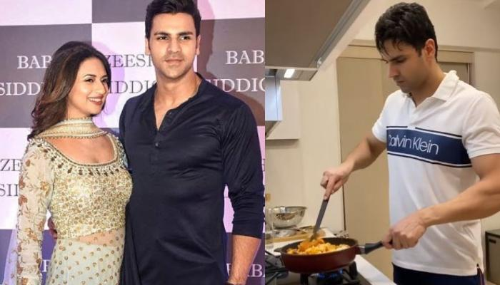 Divyanka Tripathi's Hubby, Vivek Dahiya Brings His Inner-Chef Out With 'Pasta-E-Hind', Shares Video