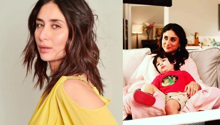 Kareena Kapoor Khan Shares Son, Taimur Ali Khan's Painting, Calls Him Picasso Amid COVID-19 Lockdown