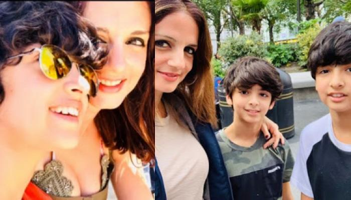 Sussanne Khan Shares An Adorable Wish For Her 'Sonshine', Hrehaan Roshan On His 14th Birthday