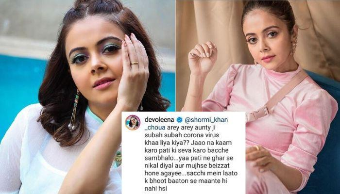 Post The Trolling By 'Sidnaaz' Fans, Devoleena's Impolite Comment On Housewives Made Netizens Angry