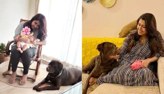 Ankita Bhargava Thanks Her Pet On His Birthday For Teaching Her Motherhood, Pens A Heartfelt Note