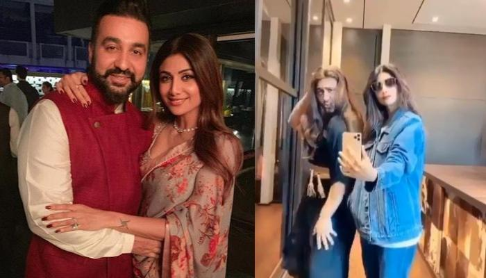 Quarantine Updates: Shilpa Takes 'Flip The Switch' Challenge With Husband Raj Kundra!