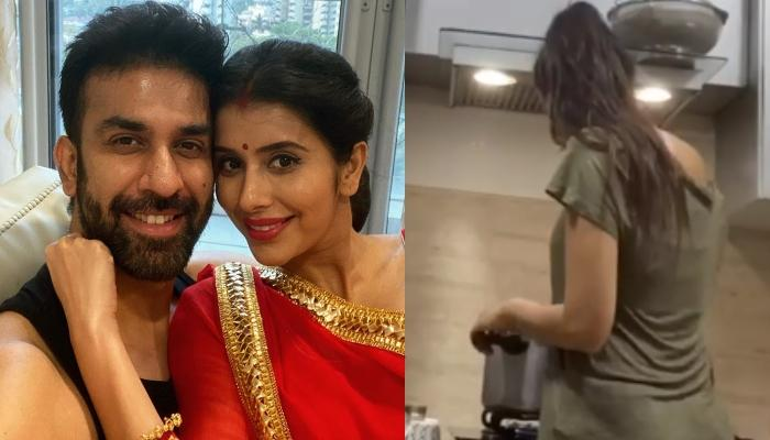 Rajeev Sen Helps Wife, Charu Asopa In Cooking, Proves That He Is The Best Husband