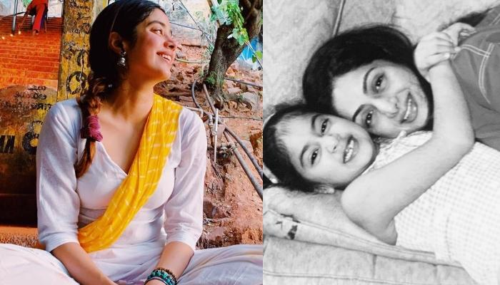 Janhvi Kapoor Pens A Note Of Things She Learnt In Quarantine, Shares That She Can Still Feel Her Mom