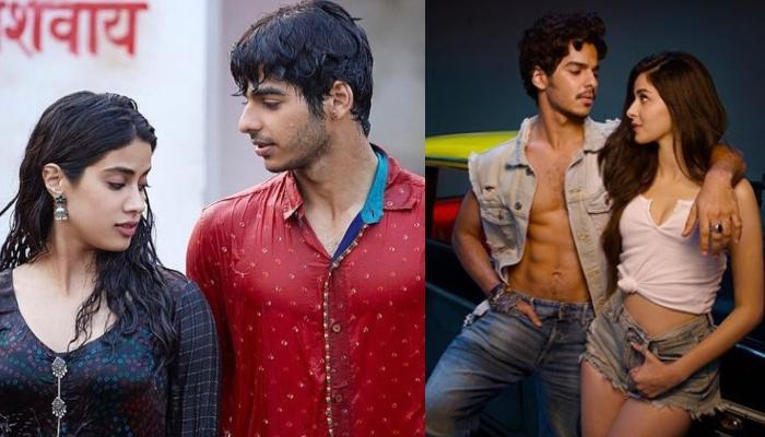 Are Ishaan Khattar And Ananya Panday The New Couple After The Actor's Alleged Breakup With Janhvi ?