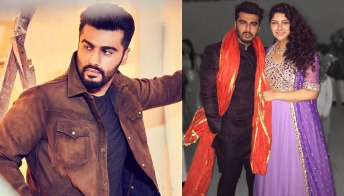 Arjun Kapoor Reveals Who Is His Quarantine Time Partner, Shares Adorable Throwback Picture!