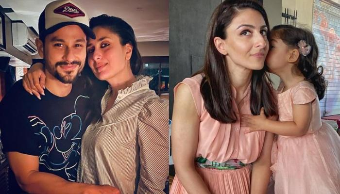 Kareena Kapoor Leaves A 'Gorgeous' Comment On Kunal Kemmu's 'Two Halves Of Heart', Soha And Inaaya