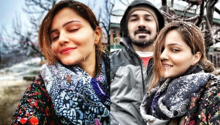 Quarantine Updates: Rubina Dilaik Is Exploring New Dimensions Of Her Relations With Husband, Abhinav