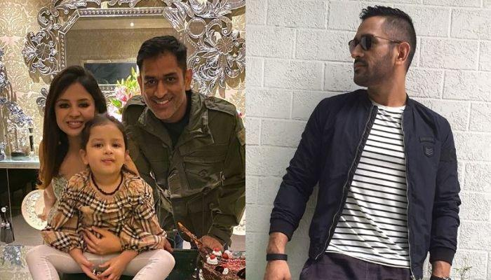 Sakshi Singh Dhoni Gives A Glimpse Of MS Dhoni Mowing His Lawn At His Ranchi House