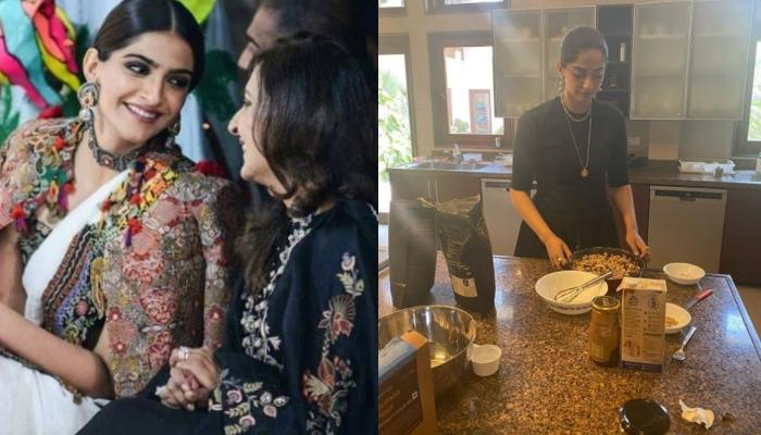 Sonam Kapoor Ahuja's Mother-In-Law Is All Praises For Her Cooking But Has A Relatable Query For Her
