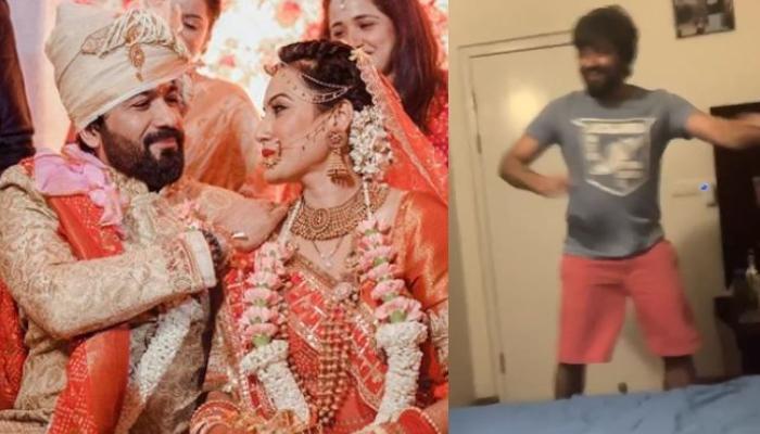 Kamya Panjabi And Shalabh Dang Celebrate Two-Month Wedding Anniversary, Share Crazy Dance Video